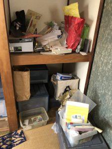 引っ越し後の不用品全て回収しました。